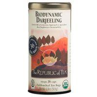 Biodynamic® Organic Darjeeling Black Tea Bags
