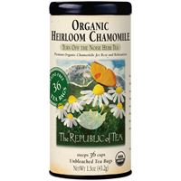 Biodynamic® Heirloom Chamomile Tea Bags