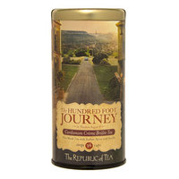 The Hundred-Foot Journey Cardamom Crème Brûlée Black Tea Bags
