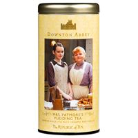 Downton Abbey Mrs. Patmore's Pudding Tea