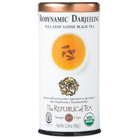 Biodynamic Organic Darjeeling Black Full Leaf
