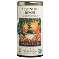 Biodynamic Organic Ginger Tea Bags
