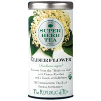 Elderflower SuperHerb Tea Bags
