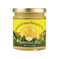 Lemon Creme Honey for Tea