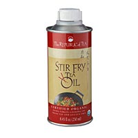 Stir Fry TEA OIL - USDA Organic