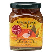Ginger Peach Tea Jam®