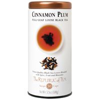 Cinnamon Plum Black Full-Leaf