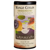 Mango Ceylon Black Tea Bags