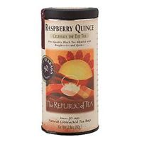 Raspberry Quince Black Tea Bags