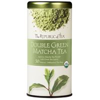 Organic Double Green Matcha Tea Bags