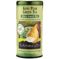 Kiwi Pear Green Tea Bags