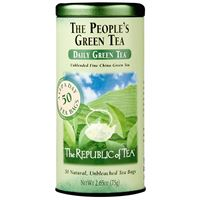 The People's Green Tea Bags