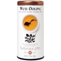 Wuyi Oolong Full-Leaf
