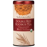Organic Double Red Rooibos Tea Bags