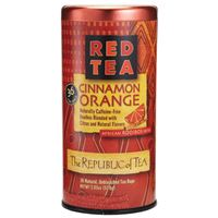 Cinnamon Orange Red Tea Bags