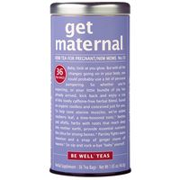 get maternal&#174; - No.10<br />Herb Tea for Pregnancy