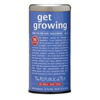 get growing® - No.15 Tea for Hair and Nails