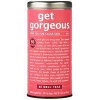 get gorgeous® - No. 1 Herb Tea for Clear Skin