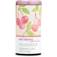 Red Cherry White Tea Bags