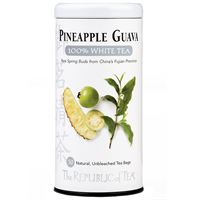 Pineapple Guava 100% White Tea Bags