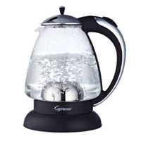 Capresso Glass Water Electric Kettle