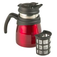 Personal Carafe - Raspberry Red