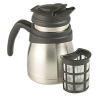 Personal Carafe - Stainless Steel