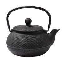 Simplicity Iron Teapot