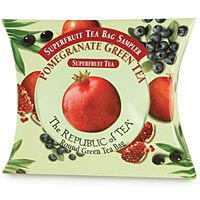 Superfruit™ Green Tea Sampler Pillow