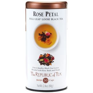 Rose Petal Black Full-Leaf | The Republic of Tea