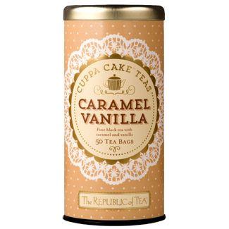 Caramel Vanilla Cuppa Cake® Tea Bags | The Republic of Tea