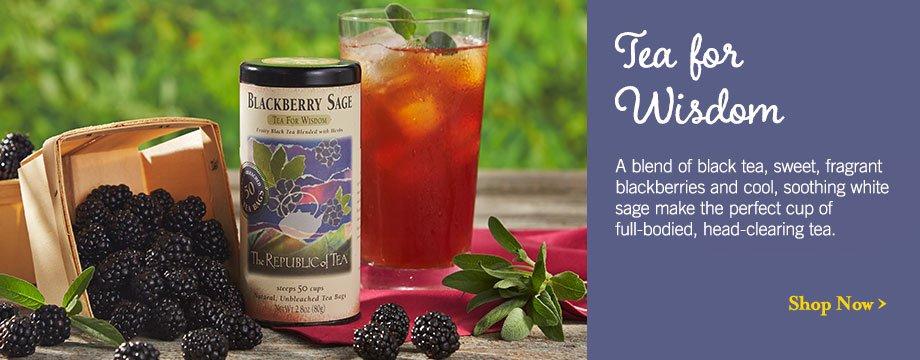 The Republic Of Tea Leading Purveyor Of Premium Teas