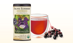 elderberry red tea