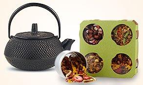 harvest teas