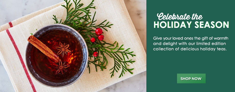 holiday seasonal teas