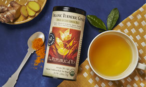 organic turmeric ginger