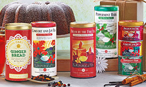 seasonal teas